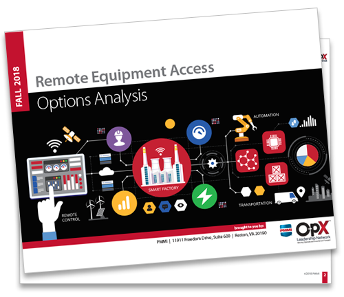 Remote Equipment Access