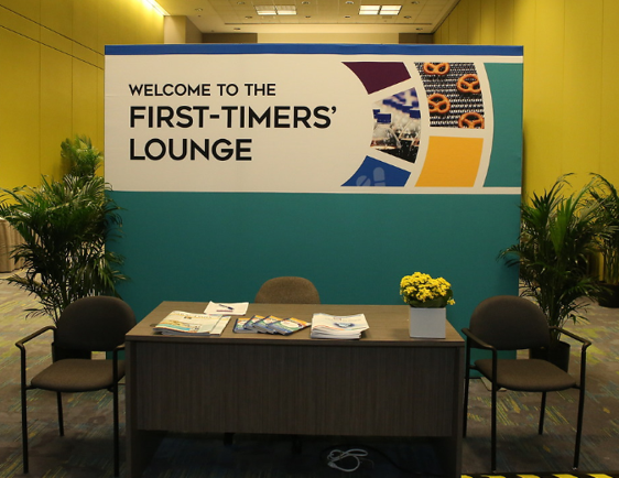 First Timer's Lounge
