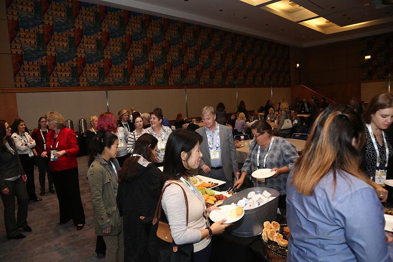 Packaging & Processing Women's Leadership Network Breakfast